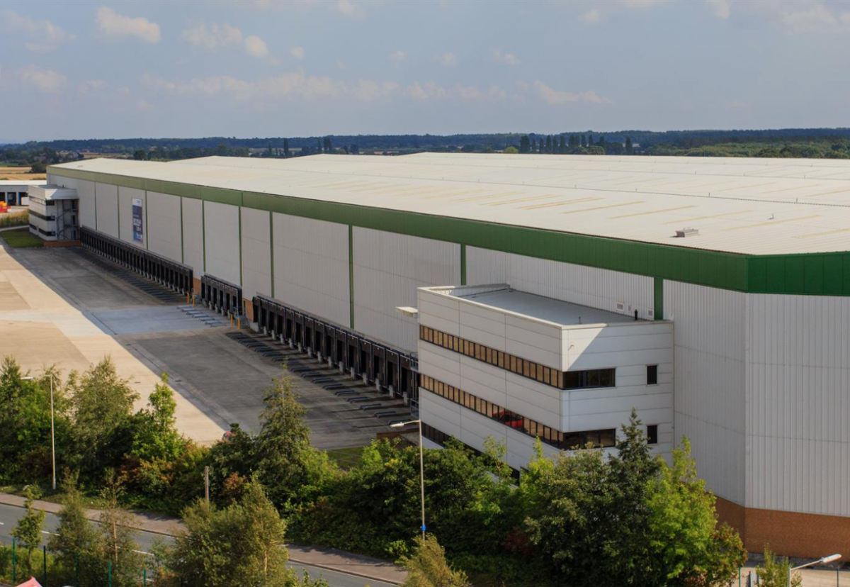 Up to 500 staff will work in the 550,000 sq ft warehouse in Sherburn-in-Elmet