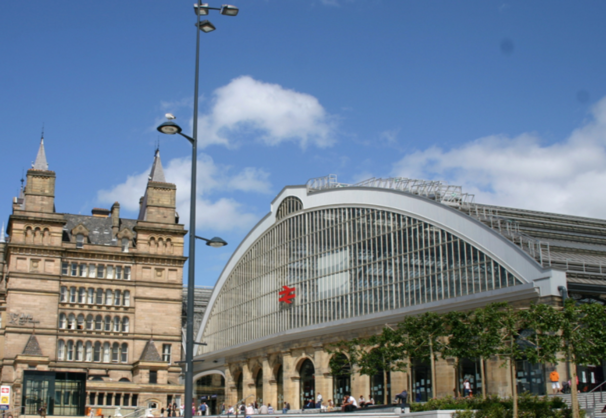 Building work will start next year building two new platforms at Lime Street Station