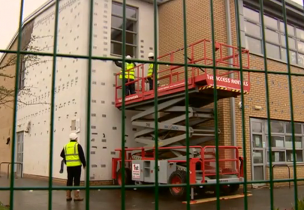 The code has been drawn-up in response to construction failures like the Edinburgh schools scandal