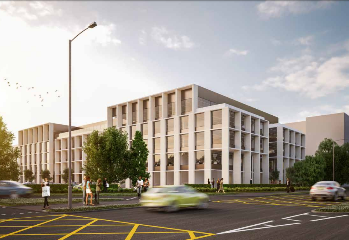 Six storey building is designed to achieve a BREEAM excellent rating