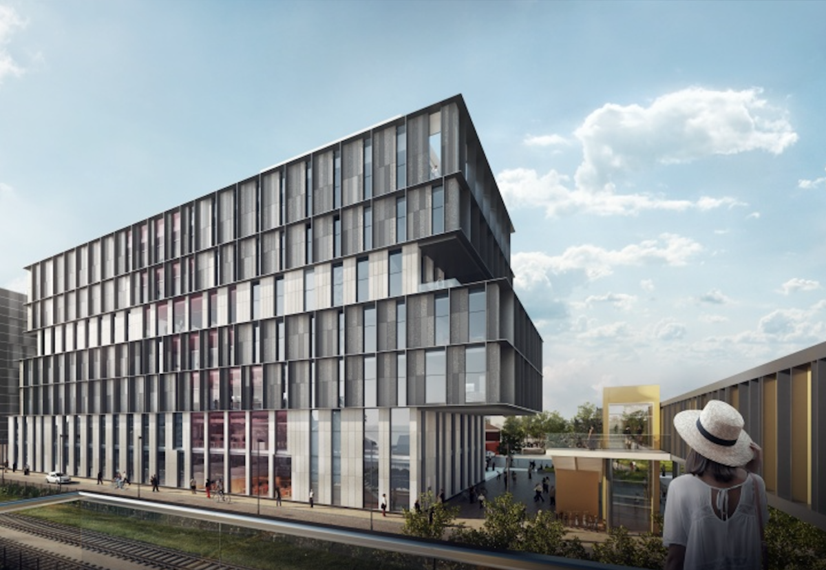 Cardiff Innovation Campus will be linked to the business school