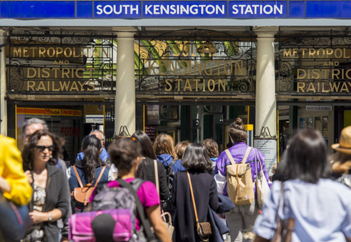 TfL is planning a major overhaul of South Kensington Underground Station and surrounding properties
