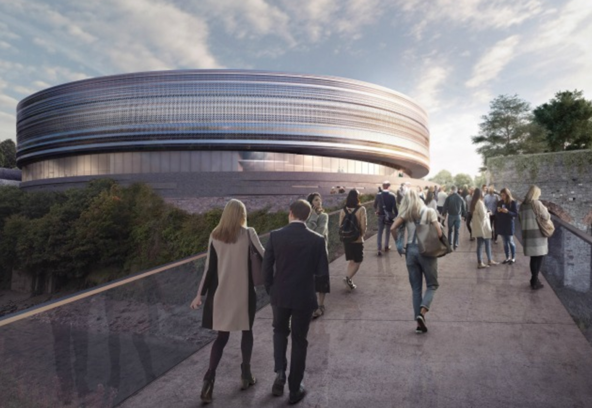 Cost estimates for the arena have steadily increased