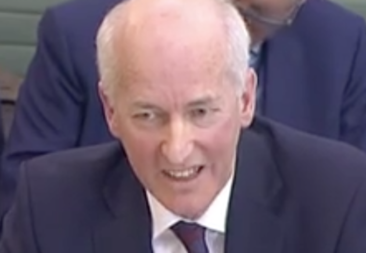 Sir David Higgins tells select committee there is no need to rerun development partner tender process