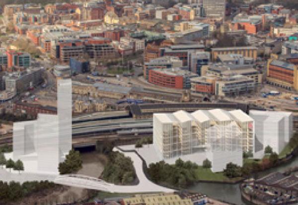 Plans Lodged For 163 300m Bristol Uni Campus Construction