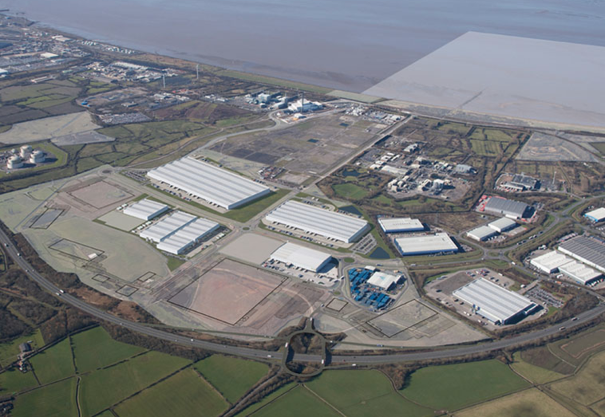 The Central Park distribution hub in Avonmouth has the benefit of planning consents which enable immediate distribution development