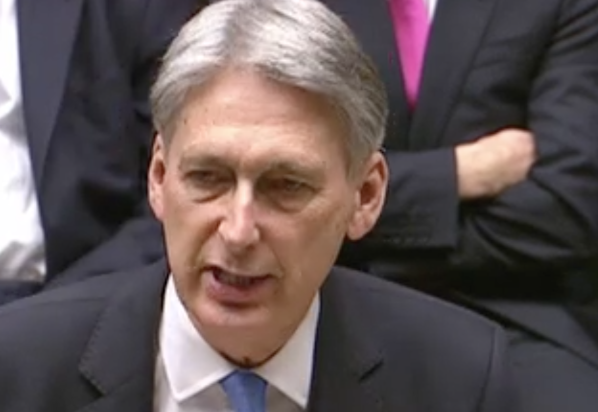 Hammond's £44bn housing package includes £15.3bn of new money