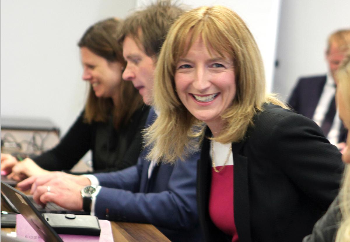 Returnships programme is the brainchild of Morgan Sindall HR director Dawn Moore