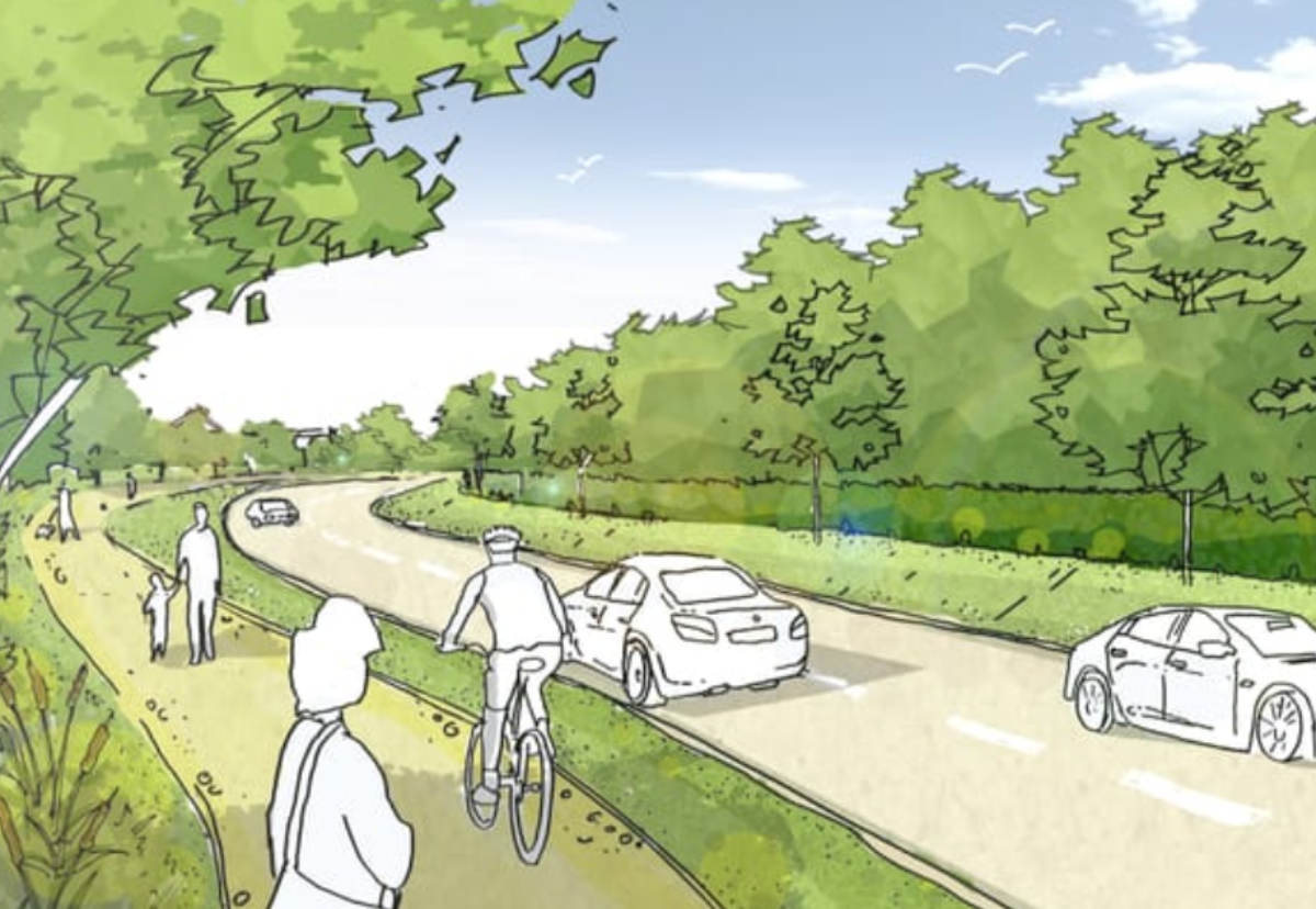 Bidding to start for £35m Hampshire bypass
