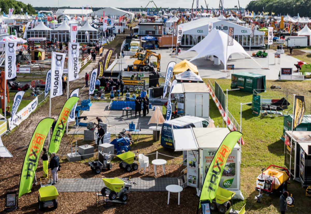 Plantworx moves from Bruntingthorpe Proving Ground to East of England Arena for 2019
