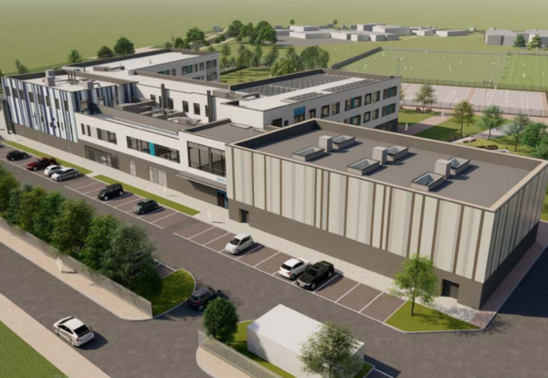 Bam construction has gained planning to deliver a secondary school in aylesbury buckinghamshire for more than 1000 pupils