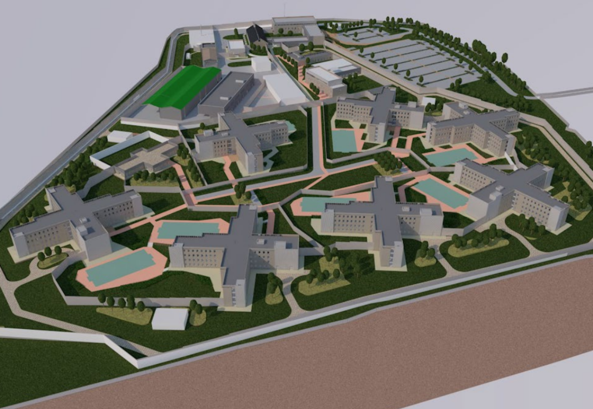 HMP Glen Parva to be built at site of former young offenders institution
