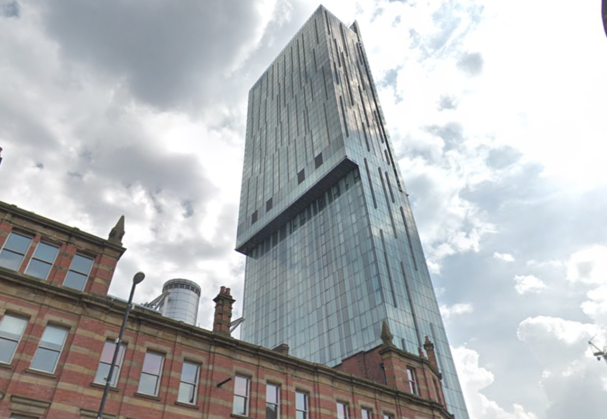 Beethan Tower builder Carillion first found sealant failures around glass panels in 2014