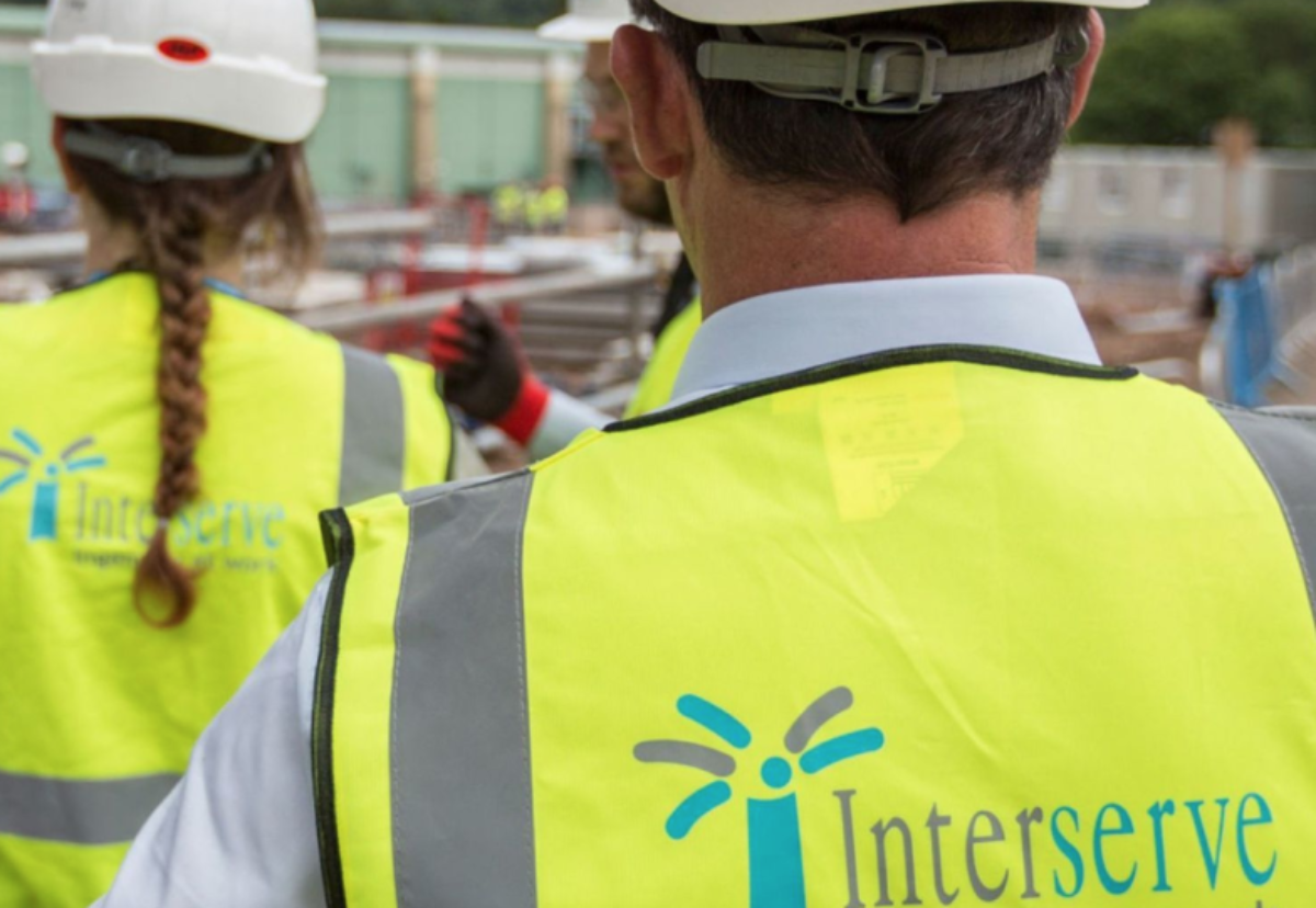 Staff take to Twitter in bid to shore up confidence in Interserve