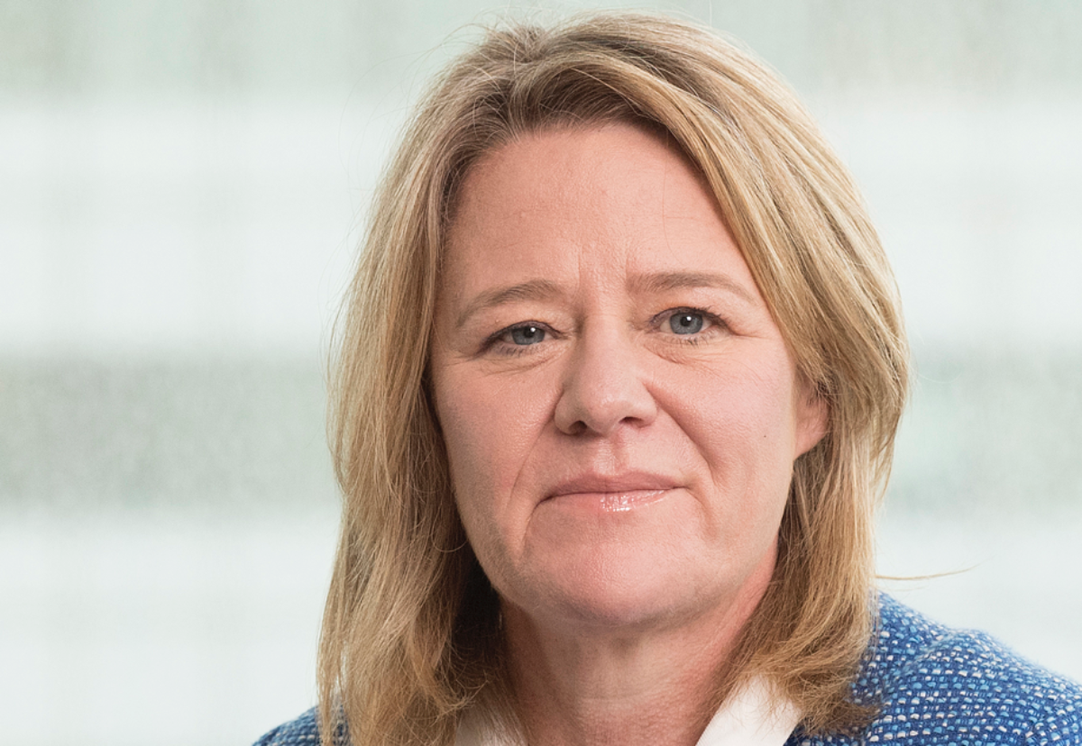 Lovett promoted from role as divisional chief execuive for business energy and services