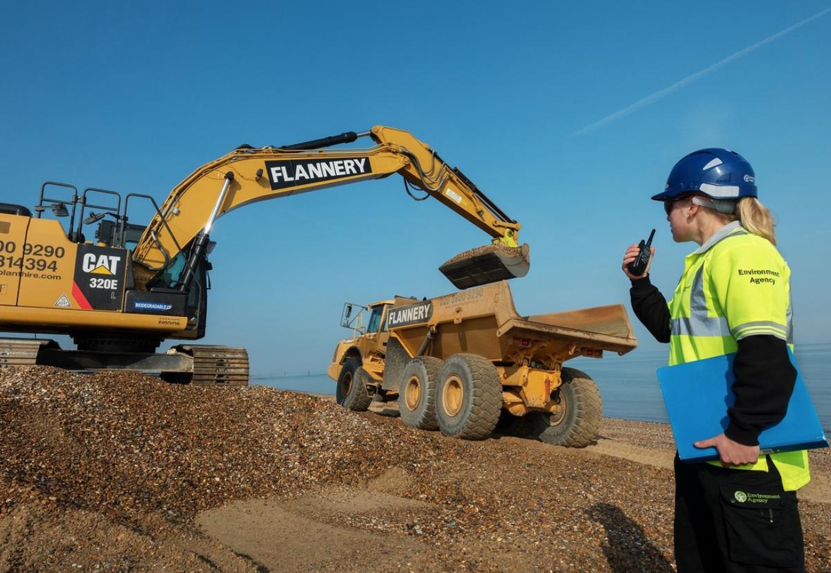 Kier secures place for first time on coastal and flood defence framework