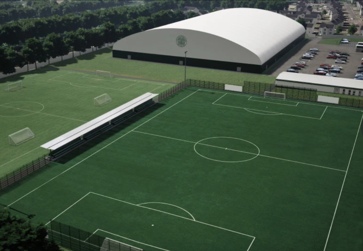 Celtic plan to transform their old Barrowfield training ground