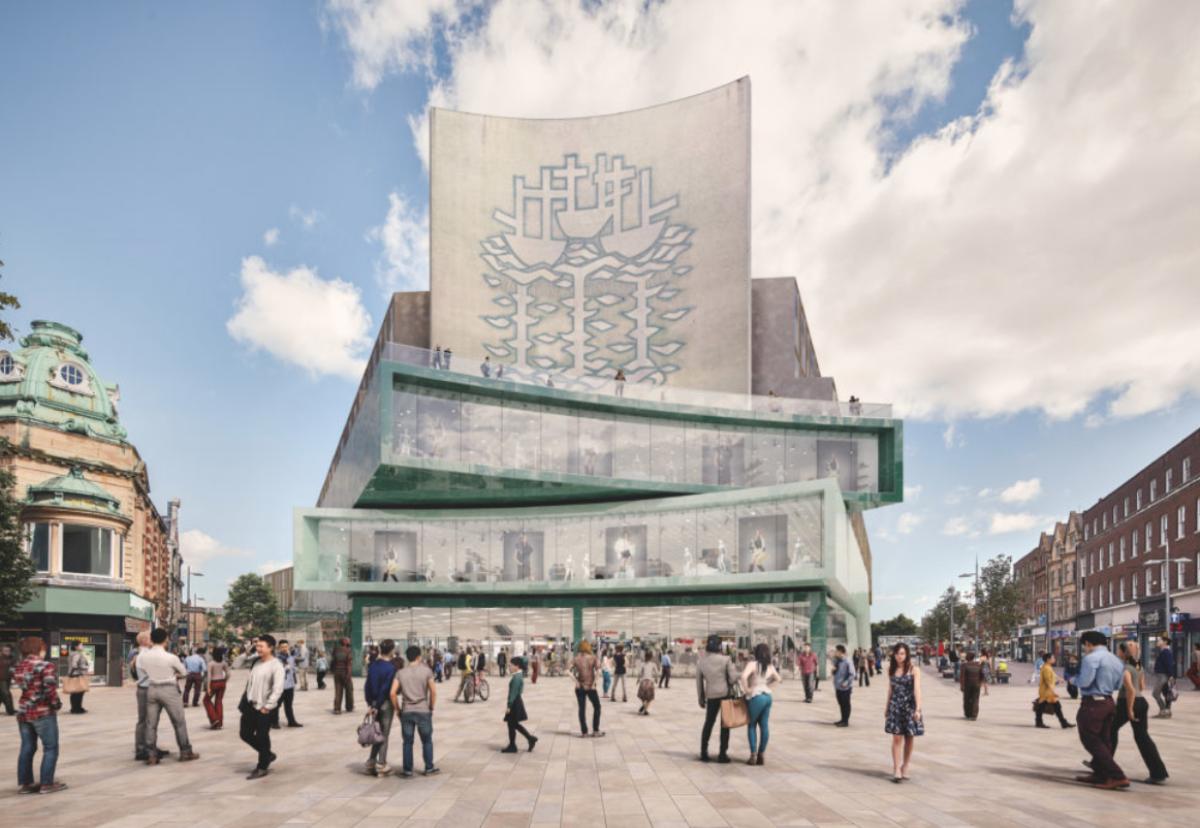 Proposed £130m Albion Square development in Hull city centre