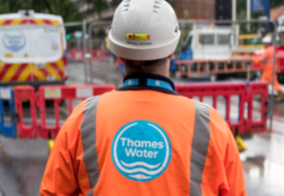 Thames Water calls on Atkins and Mace to help it beef up in-house planning, technical and programme management abilities
