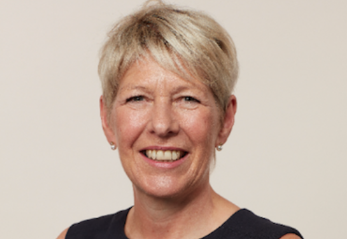 Cathy Travers has spend most of her career at Mott MacDonald
