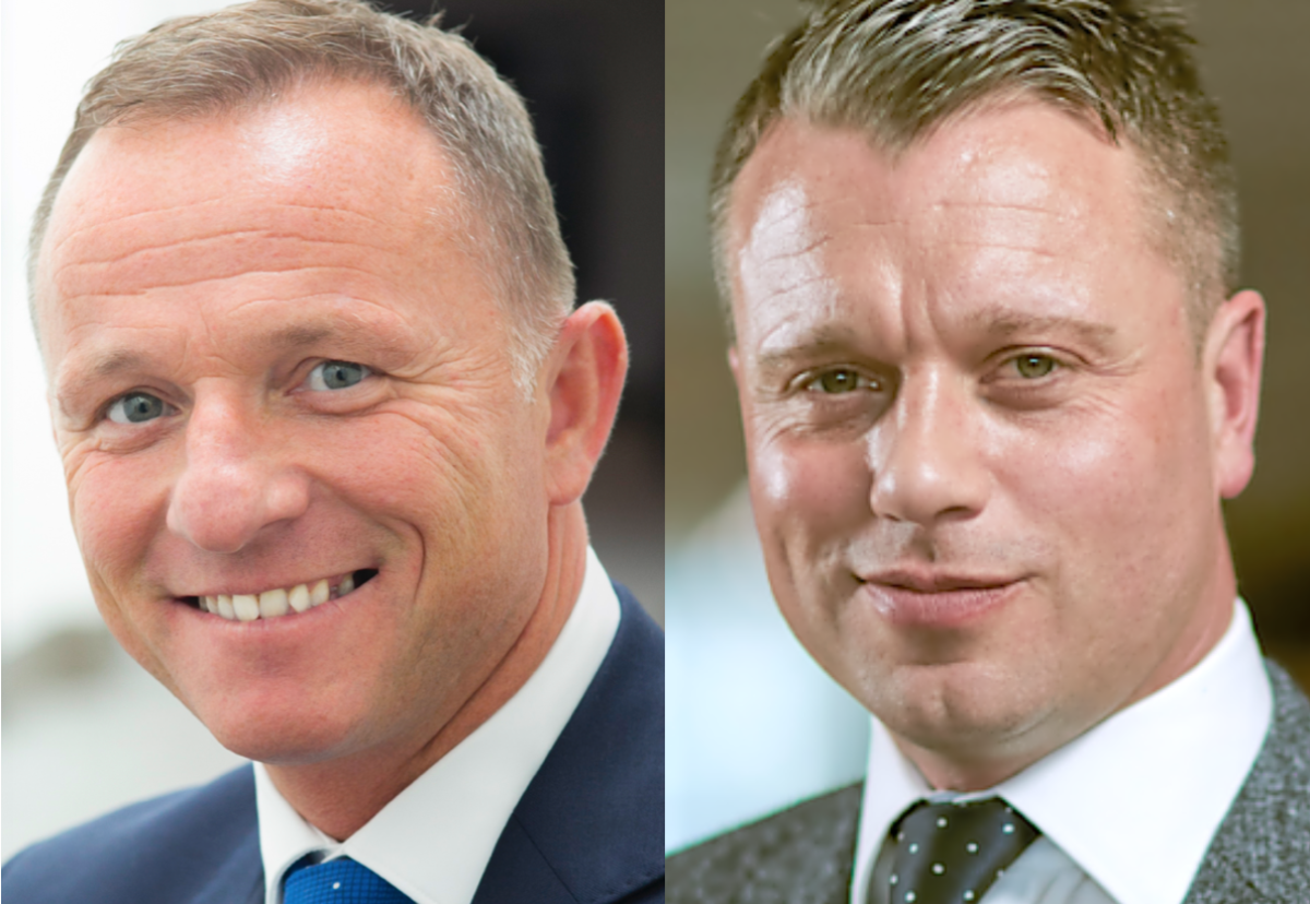 Lee Phillips promoted to managing director for ISG's UK fit-out arm, with Nick Oddy taking his former role at the Agility smaller works business