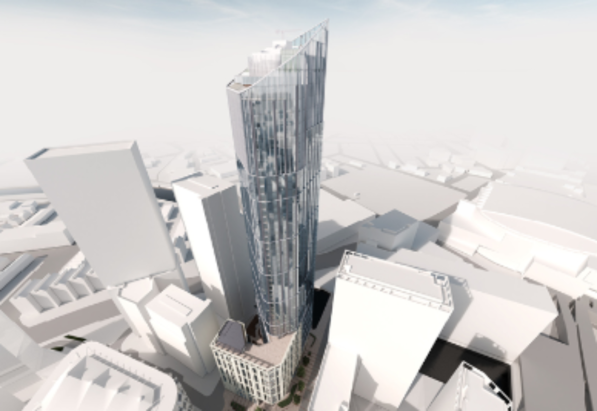 Landmark One Heritage tower delayed by six months