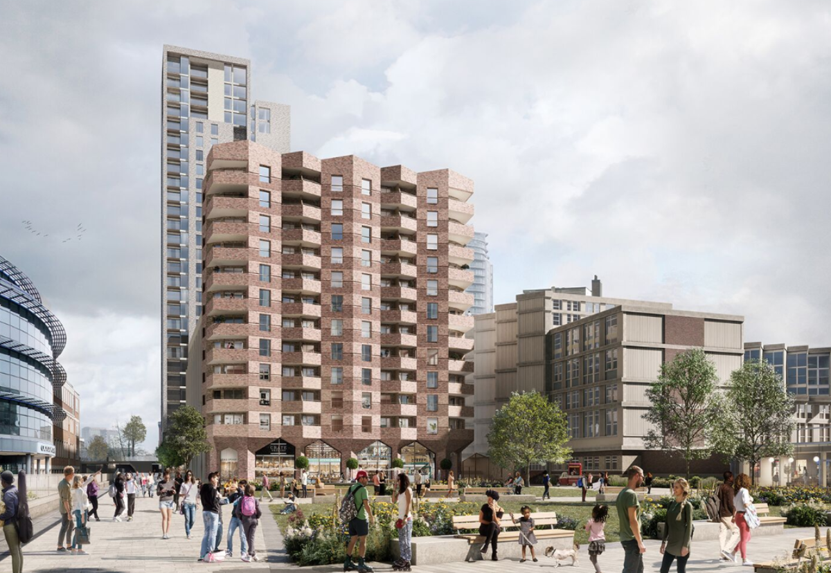Plan for Fairfield Homes site is one of several schemes in the pipeline to transform Croydon in south London