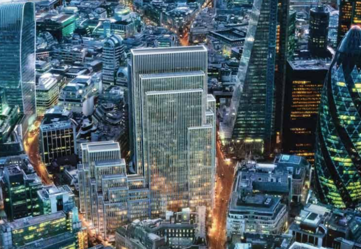 900,000 sq ft city office project set to start