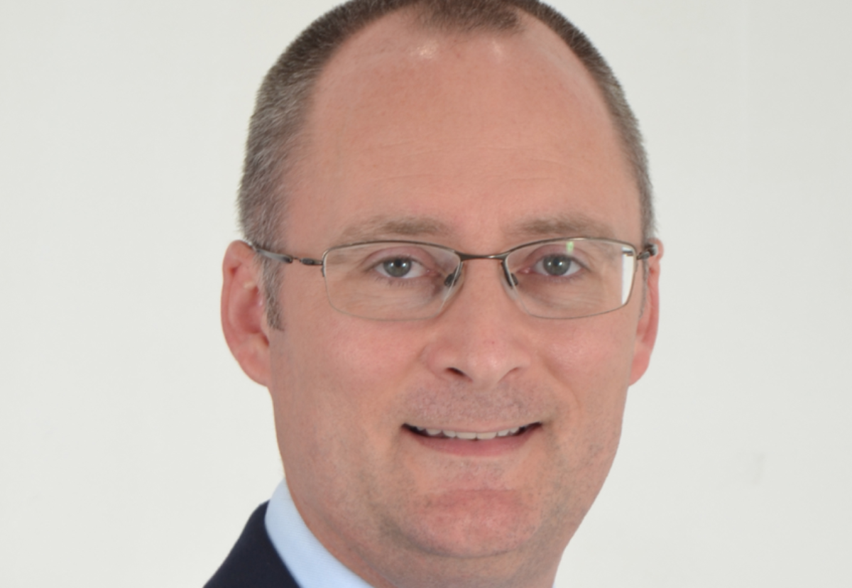 Ben Edwards has previously been commercial director for Laing O'Rourke and Kier in the Middle East