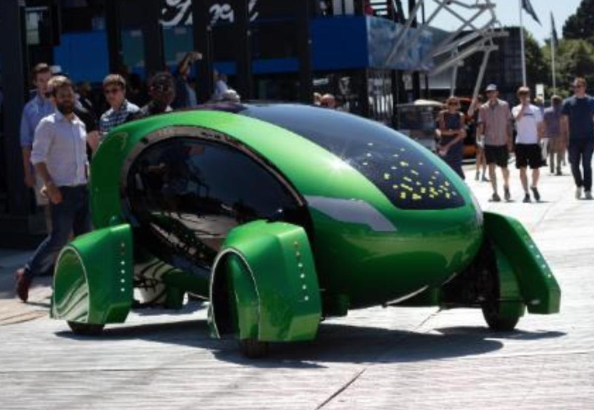 Kar-go autonomous delivery vehicle
