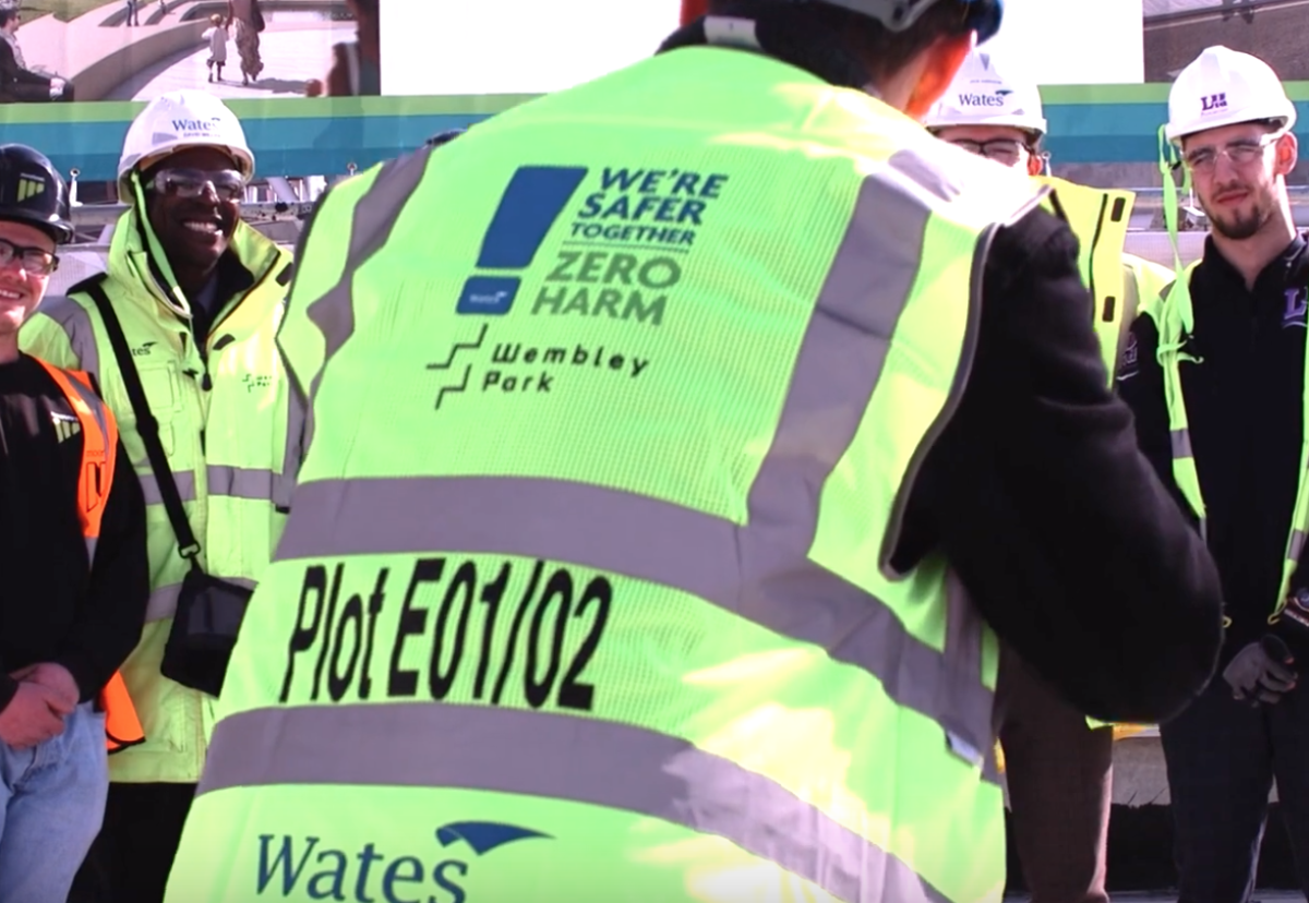Wates uses film agency and social enterprise Mediorite for its film and photography services