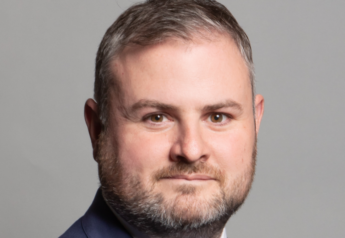 Pendle MP Andrew Stephenson