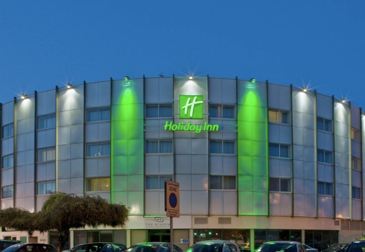 Holiday Inn Heathrow Ariel hotel to become an isolation and quarantine facility