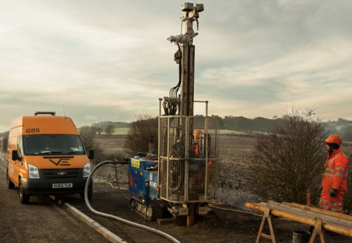 Strata Geotechnics take North and Midlands regions