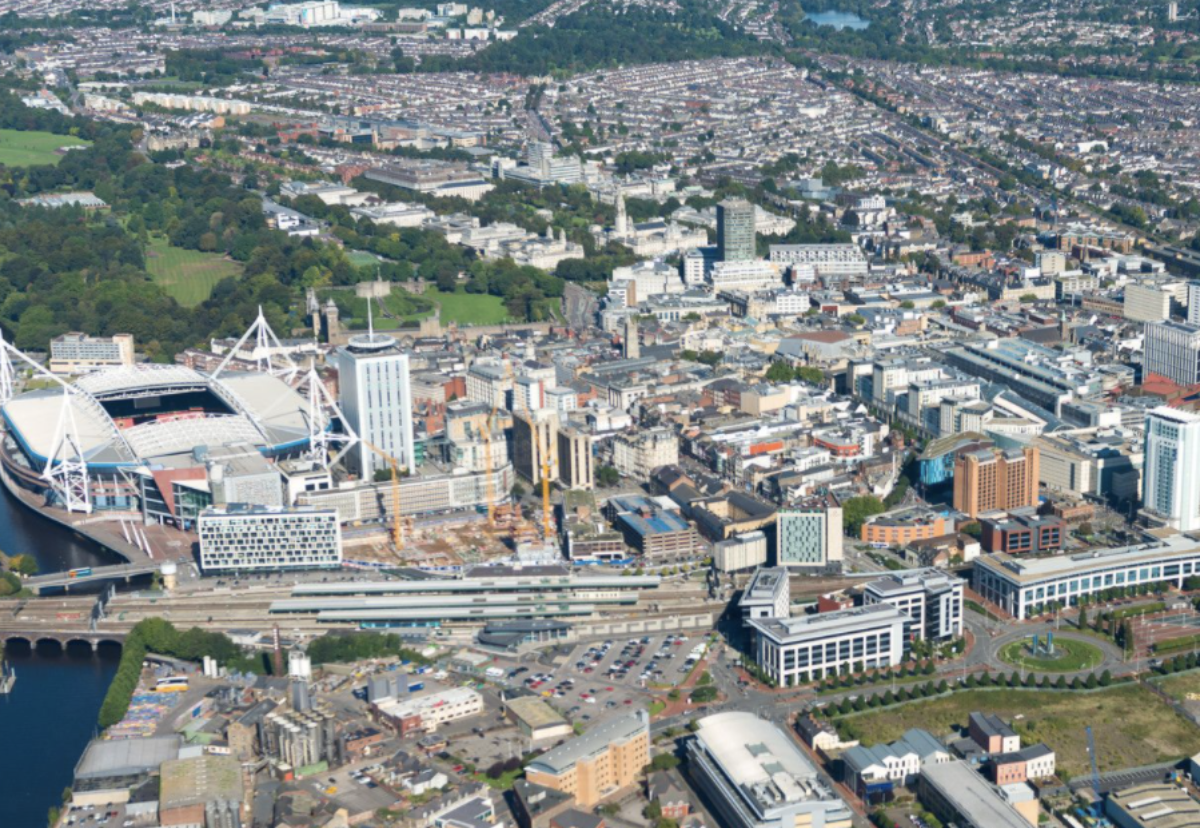 Arup will re-plan and improve public spaces