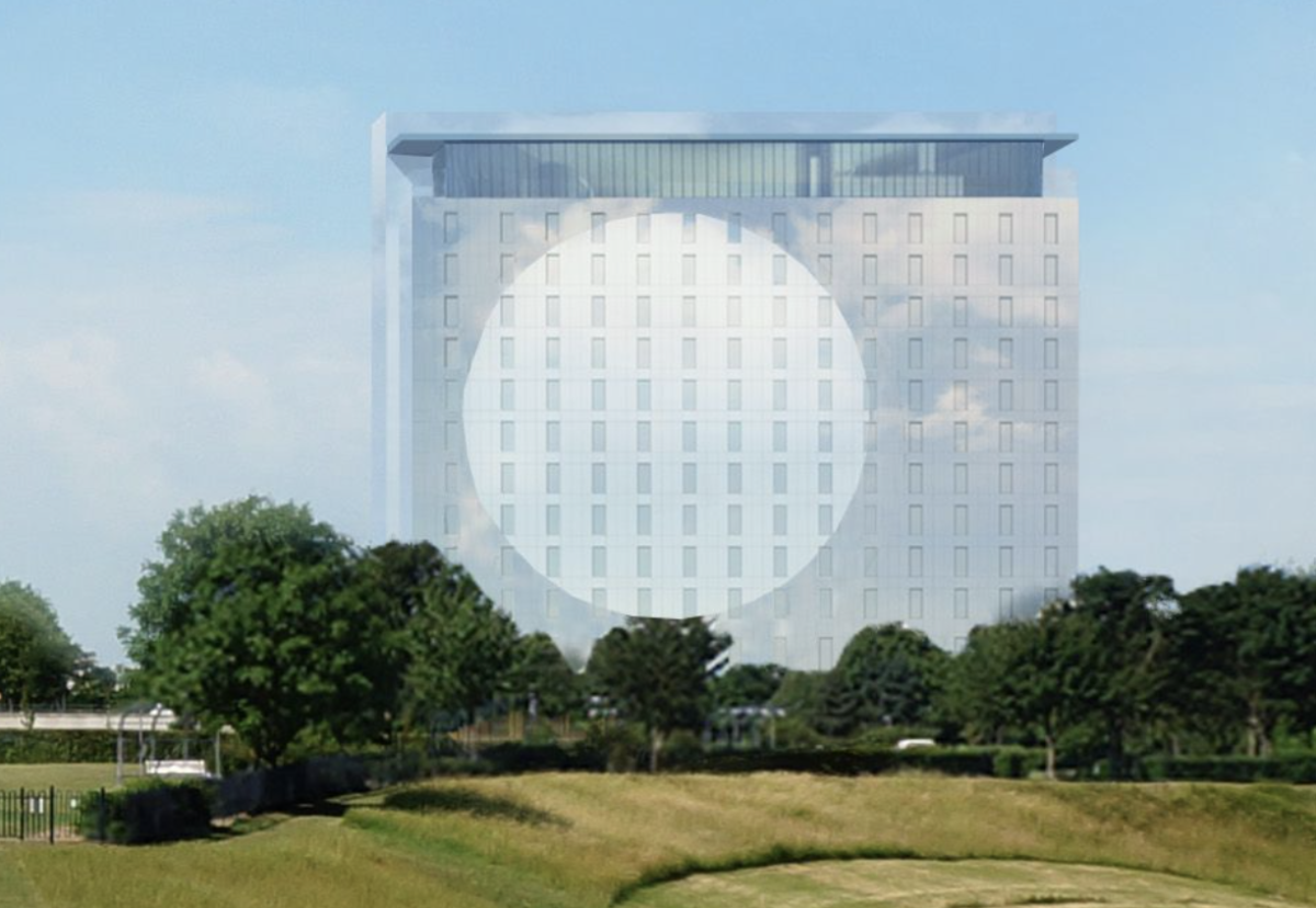 Landmark luxury 260-bed hotel will cost £34m to build