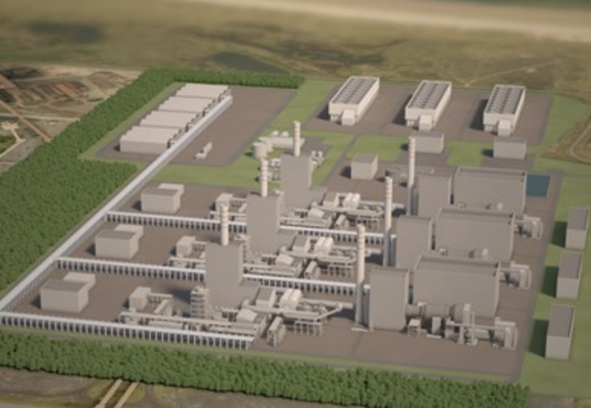 Carbon capture plant to be constructed at Redcar