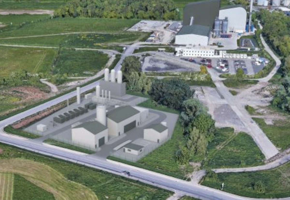 Work will start soon on first plastic to hydrogen plant in Cheshire