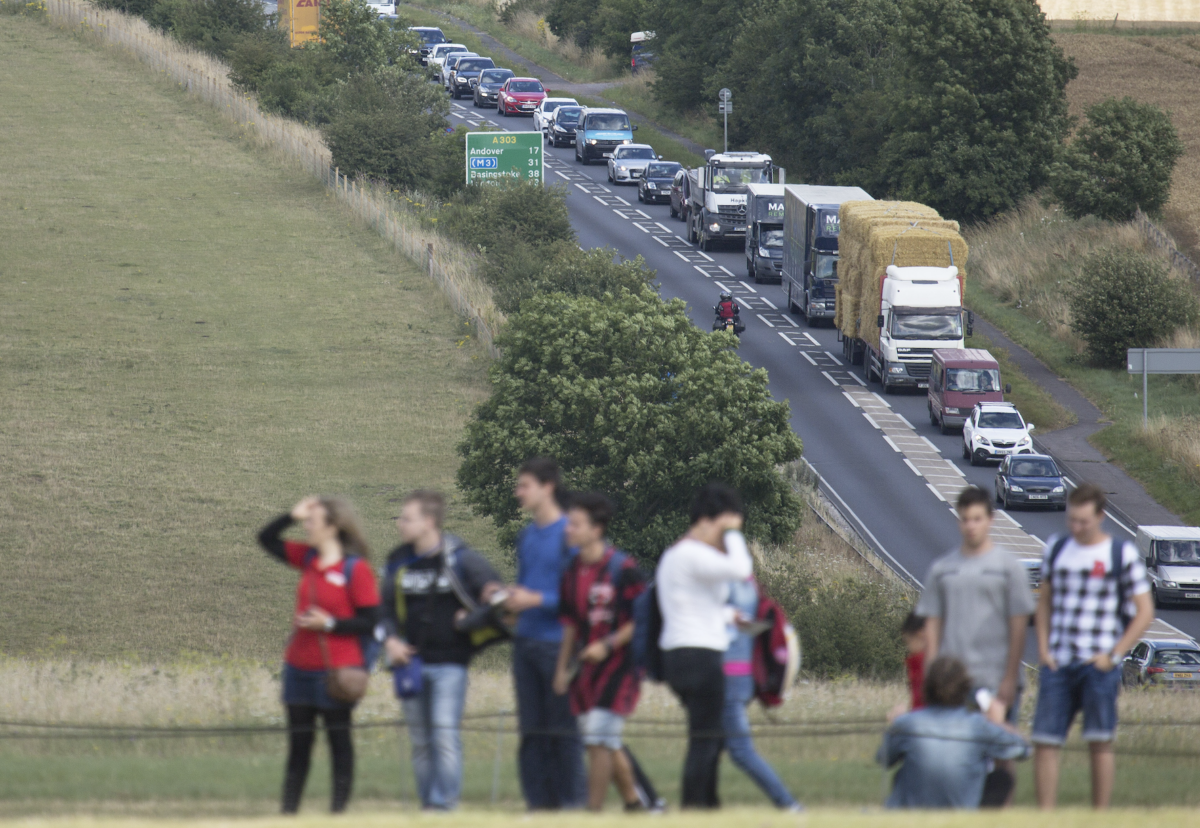 A303 Amesbury to Berwick Down project aims to remove the traffic blight from the World Heritage Site
