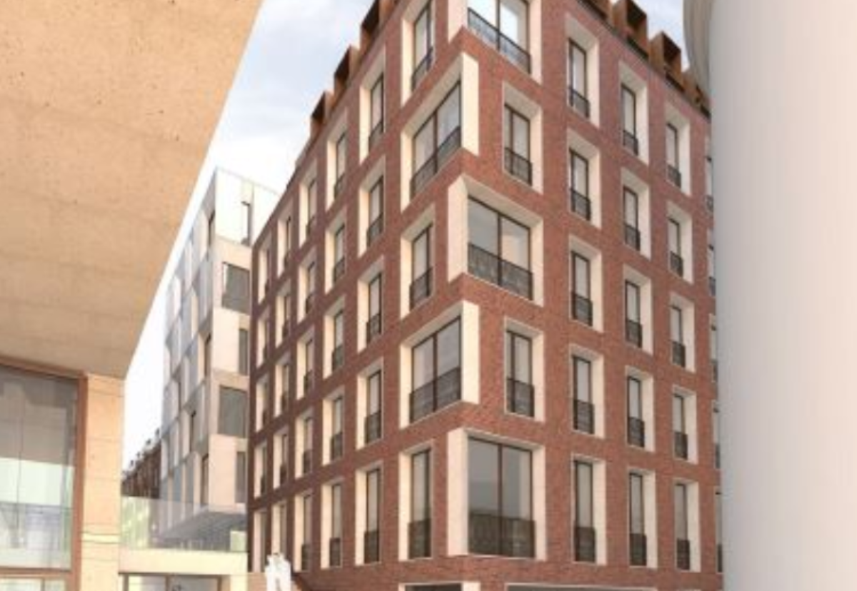 McGee to build basement and concrete core at Mayfair site