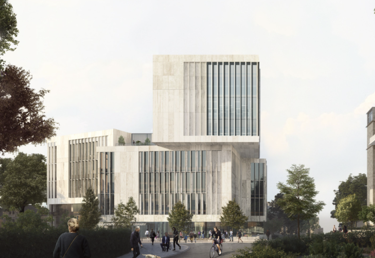 Go-ahead for £80m Bristol University library