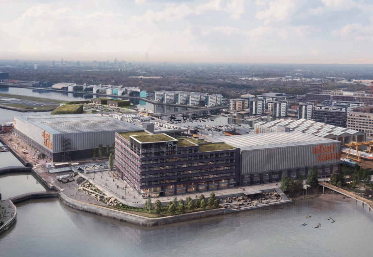 Developer London and Regional will deliver the scheme