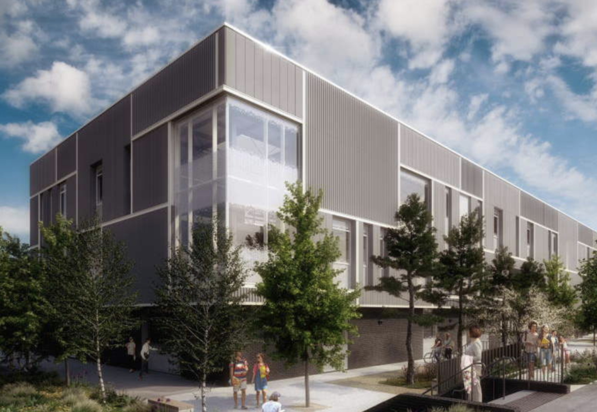 Planned IC7 project within the Keele Growth Corridor University Enterprise Zone