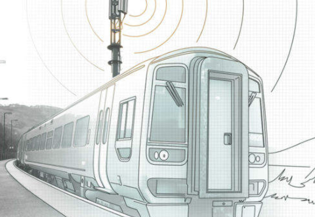 Project Reach will deliver improved telecom for both Network Rail and the public