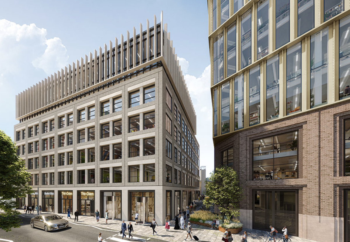 Former Royal Mail canalside complex to be replaced with major mixed-use scheme