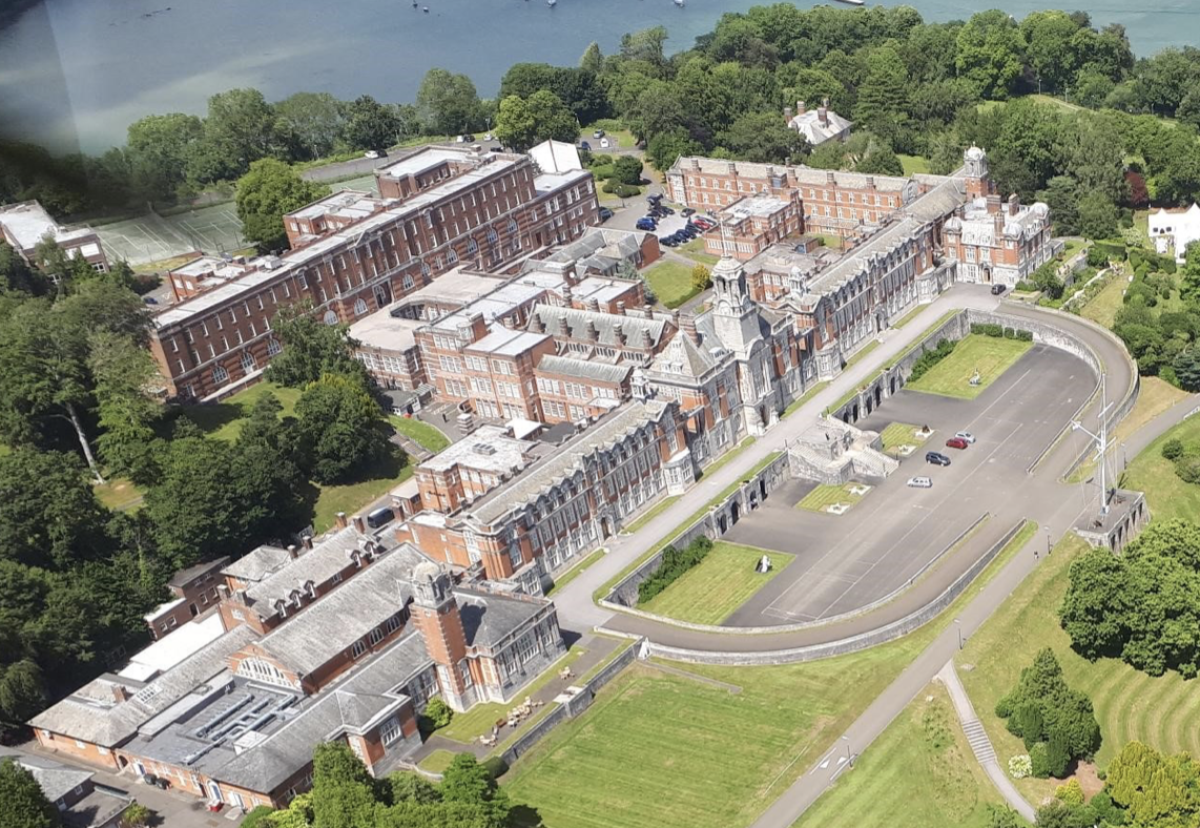 Vivo JV deal includes Britannia Royal Naval College.