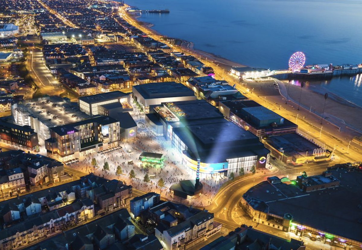Hybrid planning application submitted for major visitor attraction