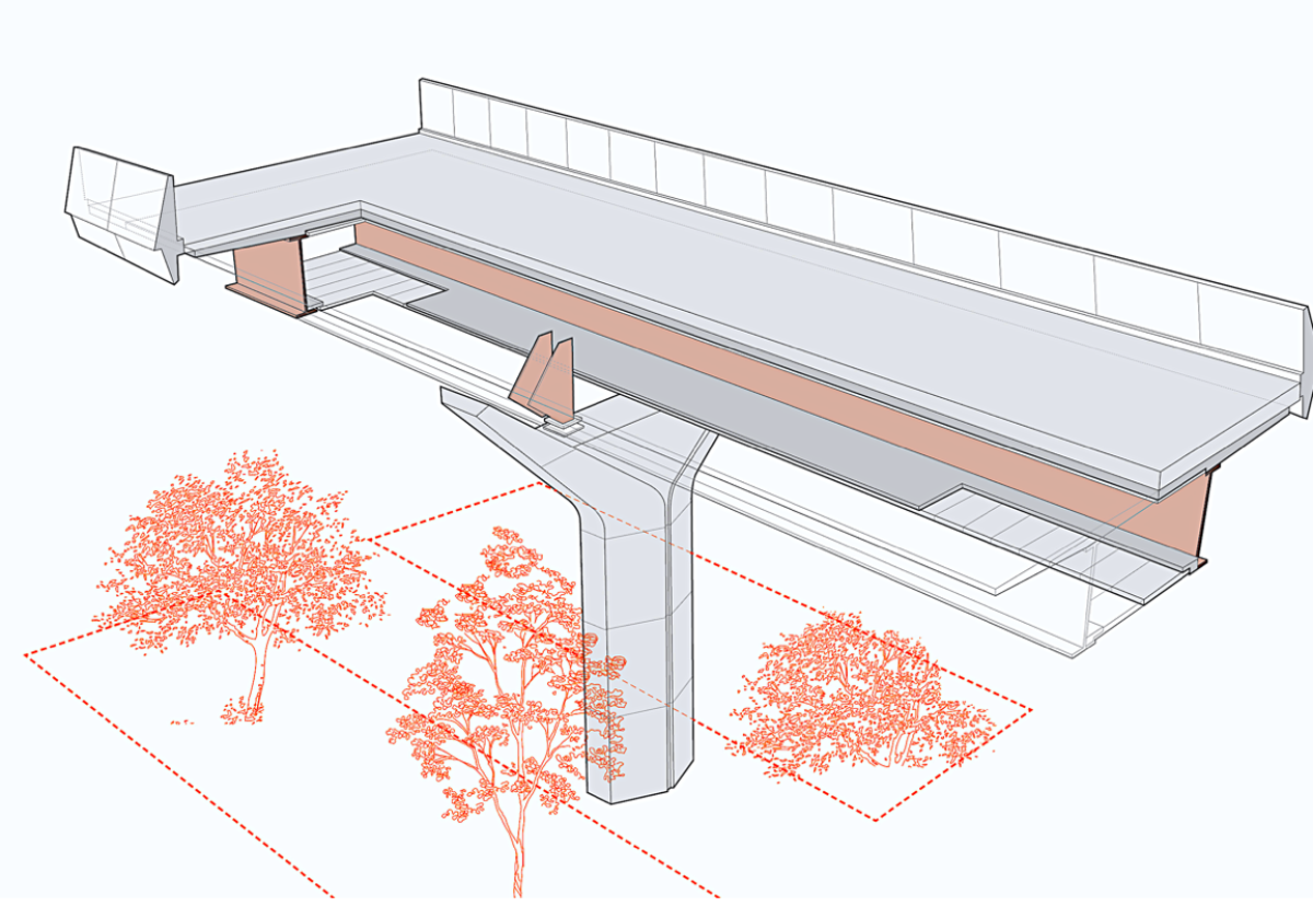 French TGV-inspired double composite design for Wendover Dean Viaduct in Buckinghamshire