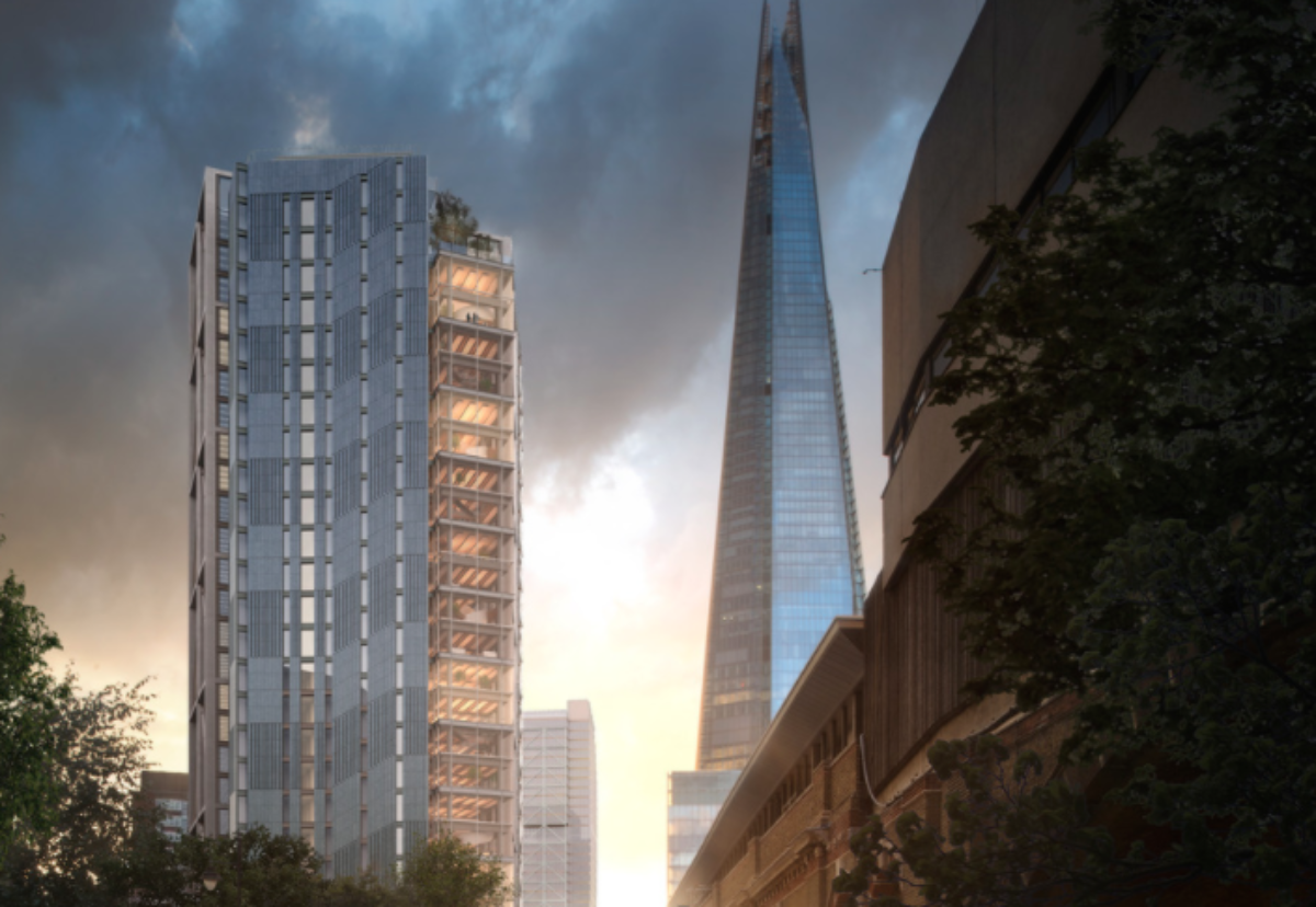 New London Bridge project will set the bar for sustainable offices in the Capital