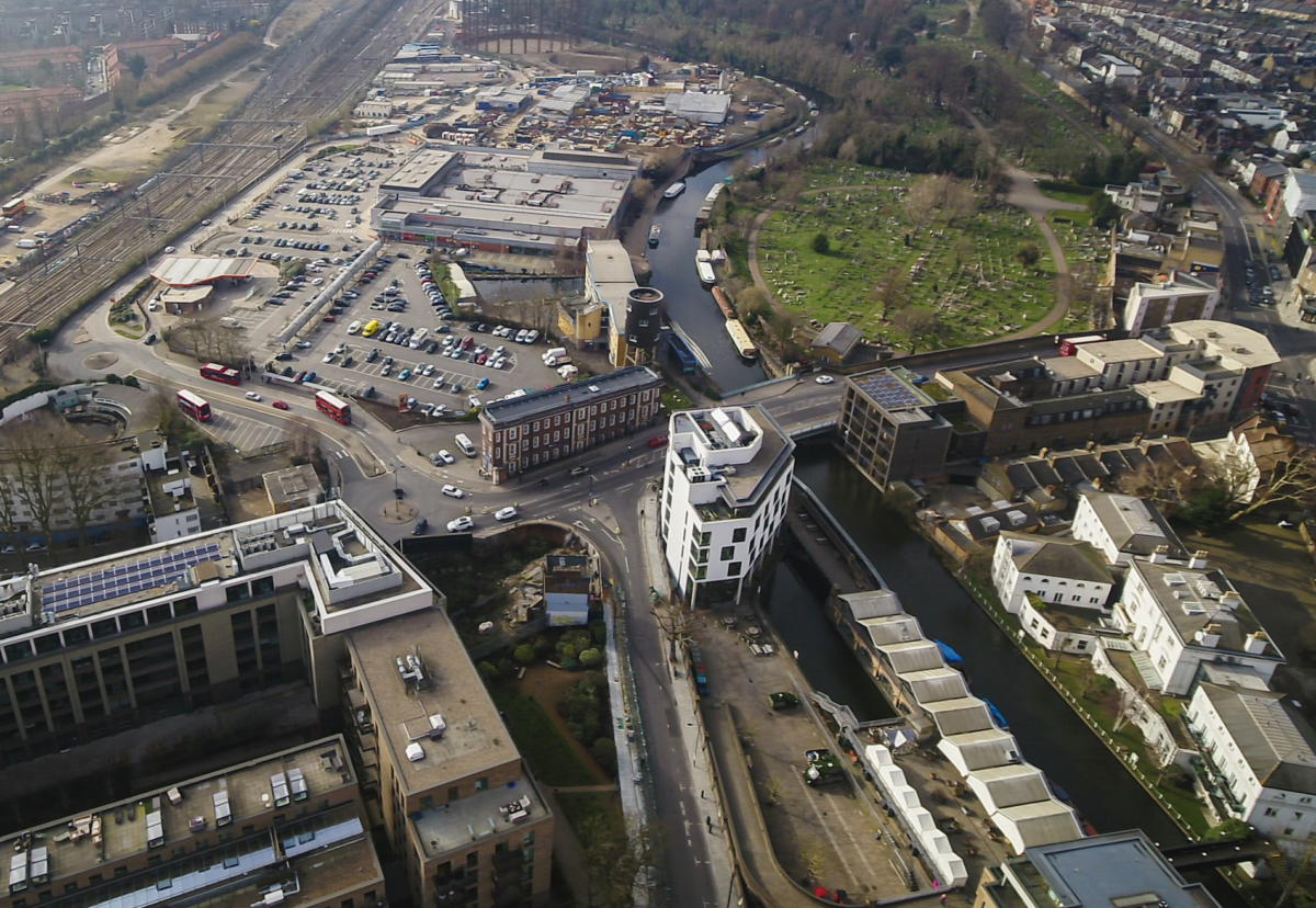 The site is one of the last major brownfield opportunities to be brought forward in the Royal Borough of Kensington and Chelsea